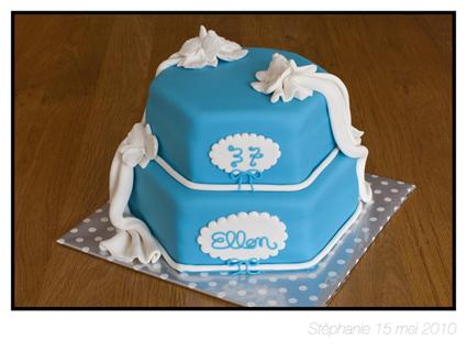 ellen taart Golftaart en Orchidee taart   verjaardag van Wim en Ellen  ellen taart