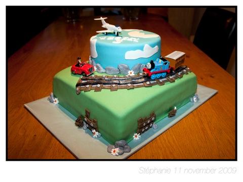 taart 3 jaar Thomas de Trein taart   Wessel 3 jaar | Taarten | .tirel.nl taart 3 jaar